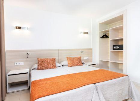 Hotelzimmer mit Mountainbike im Globales Tamaimo Tropical