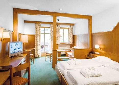 Hotelzimmer mit Fitness im Posthotel Rössle