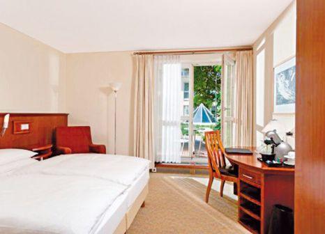 Hotelzimmer mit Mountainbike im Radisson Blu Park Hotel & Conference Centre