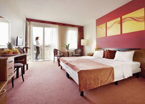 Hotelzimmer mit Yoga im Europa Fit
