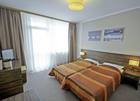 Hotelzimmer mit Tennis im Kursanatorium Baltyk