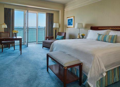 Hotelzimmer mit Tennis im Four Seasons Hotel Doha