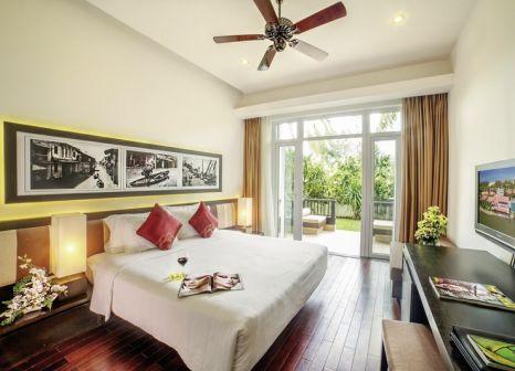 Hotelzimmer mit Mountainbike im Hoi An Beach Resort