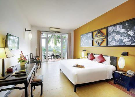 Hotelzimmer mit Fitness im Hoi An Beach Resort