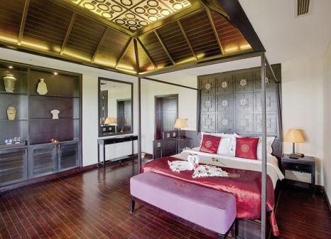 Hotelzimmer mit Yoga im Lapochine Beach Resort