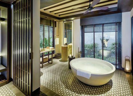 Hotelzimmer mit Mountainbike im Nam Nghi Phu Quoc