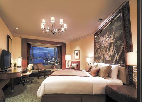 Hotelzimmer mit Tennis im Shangri-La Bangkok