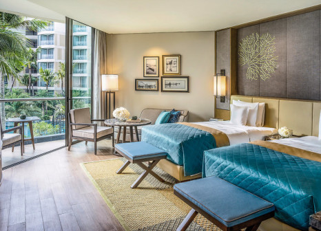 Hotelzimmer mit Yoga im InterContinental Phu Quoc Long Beach Resort