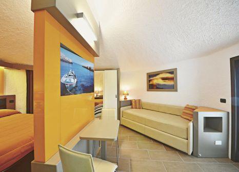 Hotelzimmer mit Tennis im Calanica