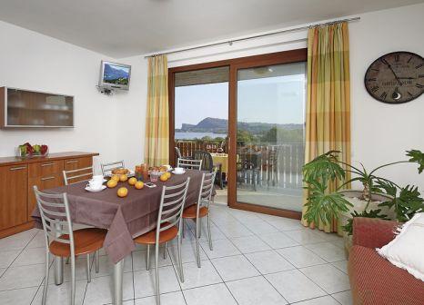 Hotelzimmer mit Tennis im Residence Onda Blu