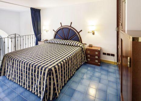 Hotelzimmer mit Paddeln im San Montano Terme