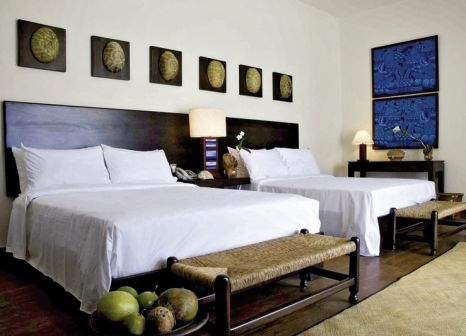 Hotelzimmer mit Volleyball im Zoetry Agua Punta Cana by AMR Collection