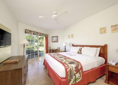 Hotelzimmer mit Volleyball im Coyaba Beach Resort