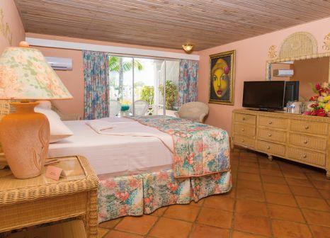 Hotelzimmer mit Mountainbike im Coco Reef Resort & Spa