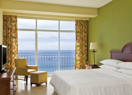 Hotelzimmer mit Volleyball im Bijao Beach Resort