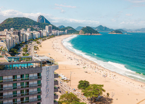 Hotel Pestana Rio Atlântica in Südosten - Bild von DERTOUR