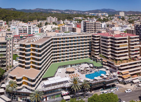 Hotel Meliá Palma Marina in Mallorca - Bild von DERTOUR