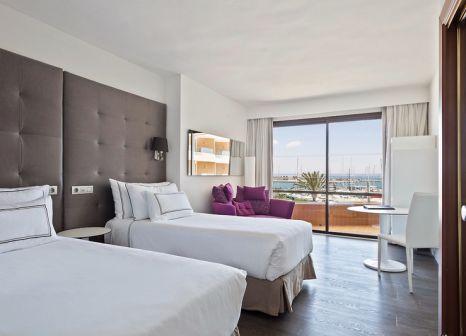 Hotelzimmer mit Fitness im Meliá Palma Marina