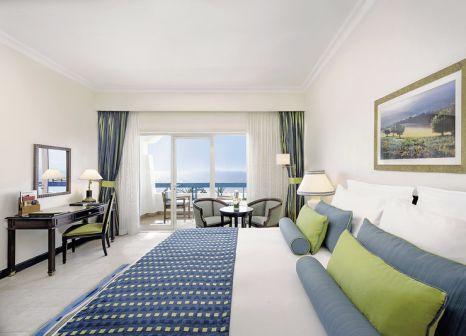 Hotelzimmer mit Volleyball im Ajman Hotel