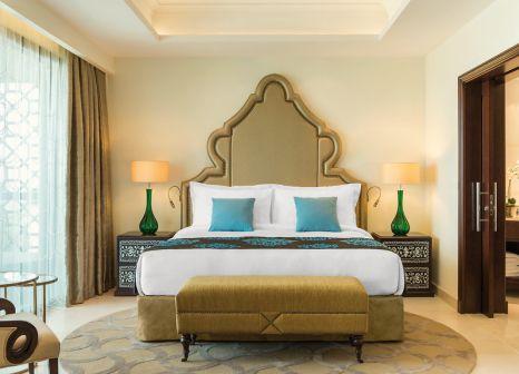 Hotelzimmer mit Tennis im The Ajman Saray A Luxury Collection Resort