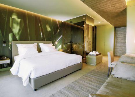 Hotelzimmer mit Fitness im Saccharum
