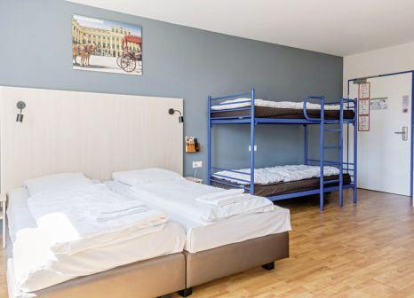 Hotelzimmer mit Fitness im a&o Wien Hauptbahnhof