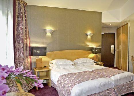 Hotelzimmer mit Internetzugang im Le Patio Bastille