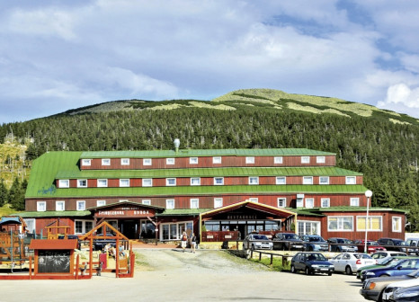 Hotel Spindlerova Bouda in Riesengebirge - Bild von DERTOUR
