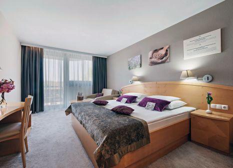Hotelzimmer mit Golf im Hotel Ajda