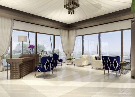 Hotelzimmer mit Mountainbike im The Ritz-Carlton Ras Al Khaimah, Al Hamra Beach