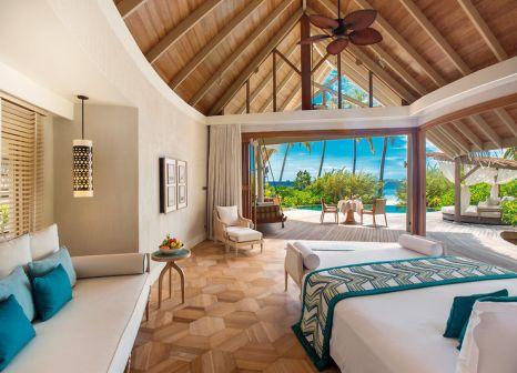 Hotelzimmer mit Aerobic im Milaidhoo Island