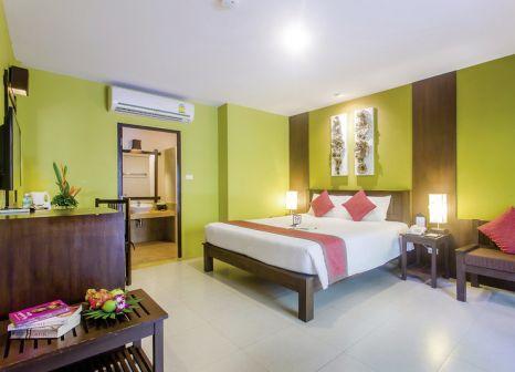 Hotelzimmer mit Paddeln im Baan Chaweng Beach Resort & Spa