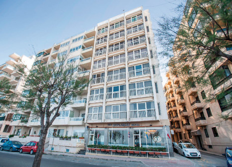Hotel Diplomat günstig bei weg.de buchen - Bild von JAHN REISEN