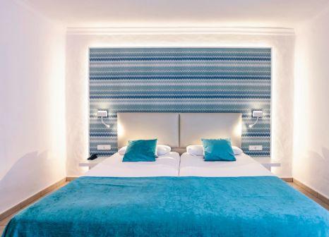 Hotelzimmer mit Mountainbike im Aldiana Club Fuerteventura