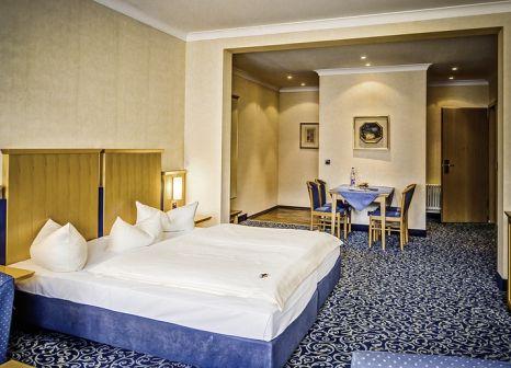 Hotelzimmer mit Tischtennis im Hotel Asgard & Apartmenthaus Meereswarte