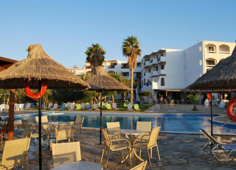 Ocean Heights View Hotel in Kreta - Bild von byebye