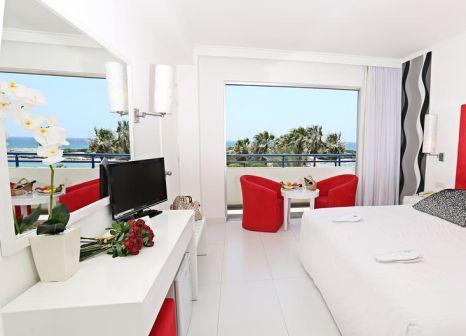 Hotelzimmer mit Mountainbike im The Dome Beach Hotel & Resort