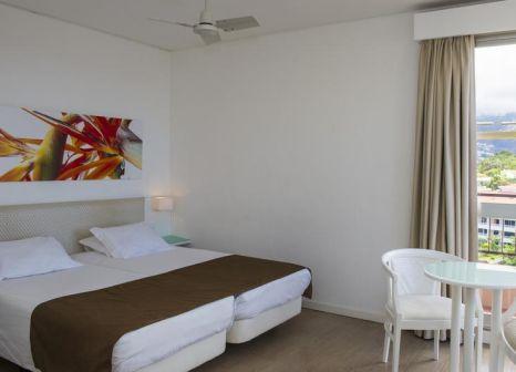 Hotelzimmer mit Mountainbike im Dorisol Estrelicia Hotel