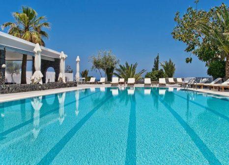 Makarios Beach Hotel in Santorin - Bild von byebye