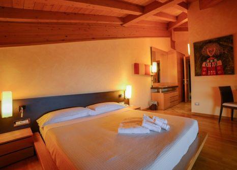 Hotelzimmer mit Tennis im Hotel Donna Silvia Wellness & Spa