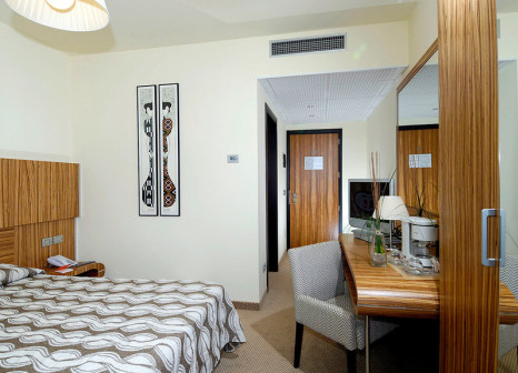 Hotelzimmer mit Yoga im Bibione Palace Suite Hotel