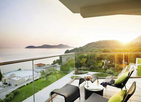 Hotelzimmer mit Volleyball im Sun Gardens Dubrovnik