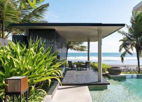 Hotelzimmer mit Yoga im Soori Bali