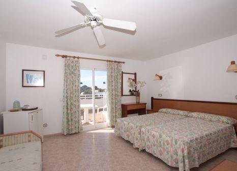 Hotelzimmer mit Golf im Hostal de la Caravel-La II