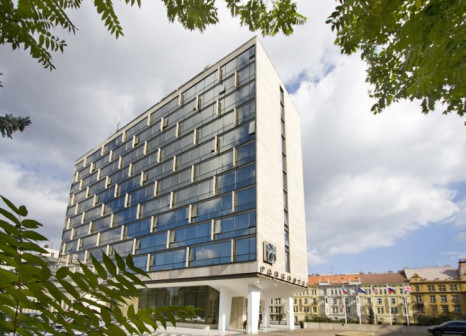 Hotel Mama Shelter Prag günstig bei weg.de buchen - Bild von LMX International