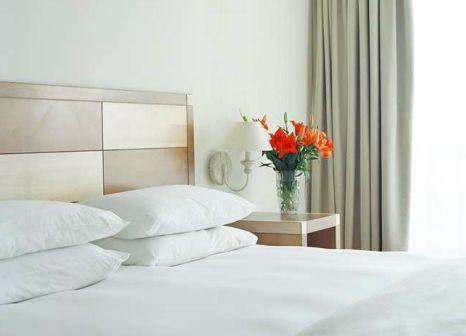 Hotelzimmer mit Fitness im Hilton Fujairah Resort