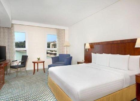 Hotelzimmer mit Aerobic im Courtyard by Marriott Dubai Green Community