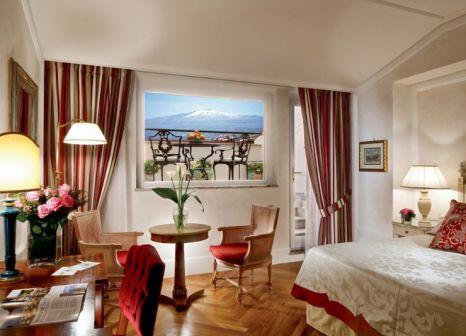 Hotelzimmer mit Tennis im Grand Hotel Timeo, A Belmond Hotel