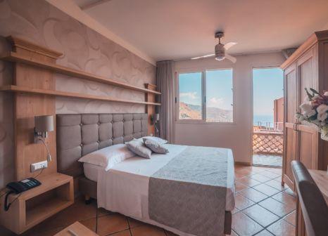 Hotelzimmer mit Pool im Splendid Hotel Taormina