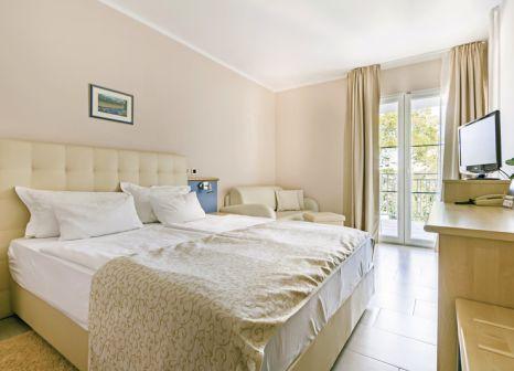 Hotelzimmer mit Minigolf im Hotel Malin